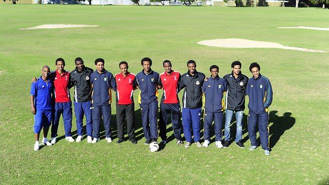Eritrean team