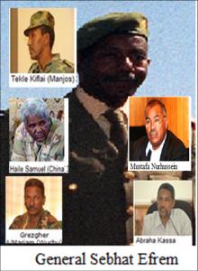 Eritrean Geneal